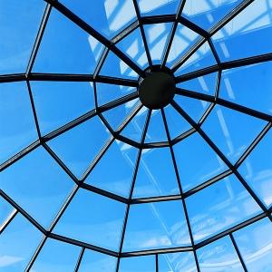 Sonnenschutzfolie für Dachfenster aussen (Rollenbreite 122cm)