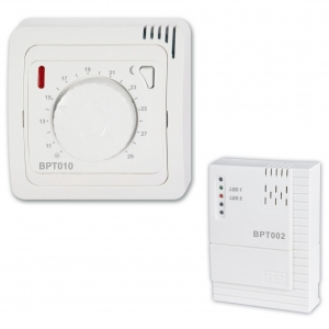 Thermostat Funk-Set RTR CZ Festanschluss