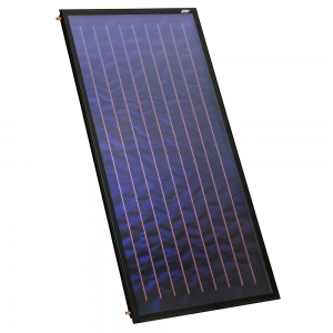 Solar Flachkollektor Kupfer KSH 2,0 m²