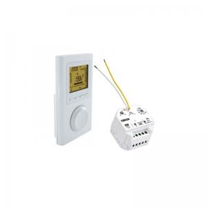 Thermostat Funk-Set UTQ Delta Dore Festanschluss Unterputz X3D (APP-Fähig)