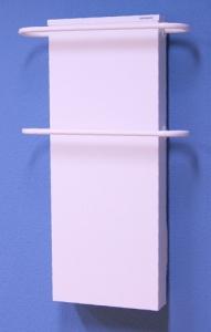 Elektroheizung WFH 40/100 1,5 KW 2 Handtuchhalter