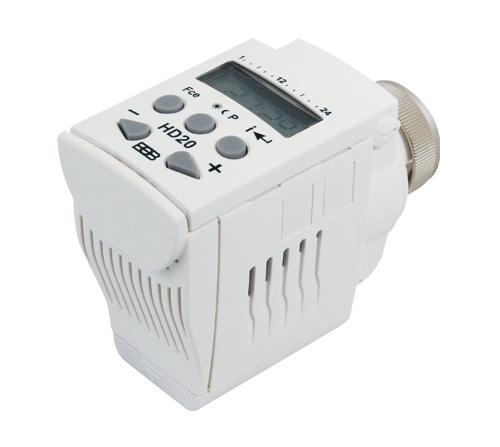 thermostatventil hd20 heizk rperregler digital. Black Bedroom Furniture Sets. Home Design Ideas