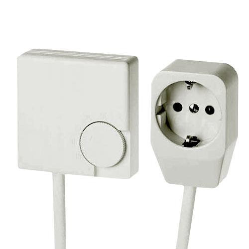 Thermostat Eberle RTR-3311 mit Kabel und Stecker