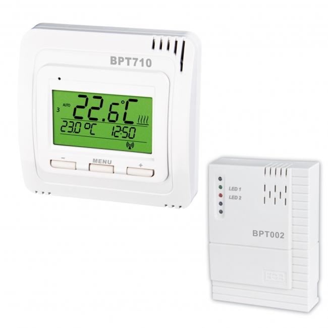 Thermostat Funk-Set UTQ CZ Festanschluss