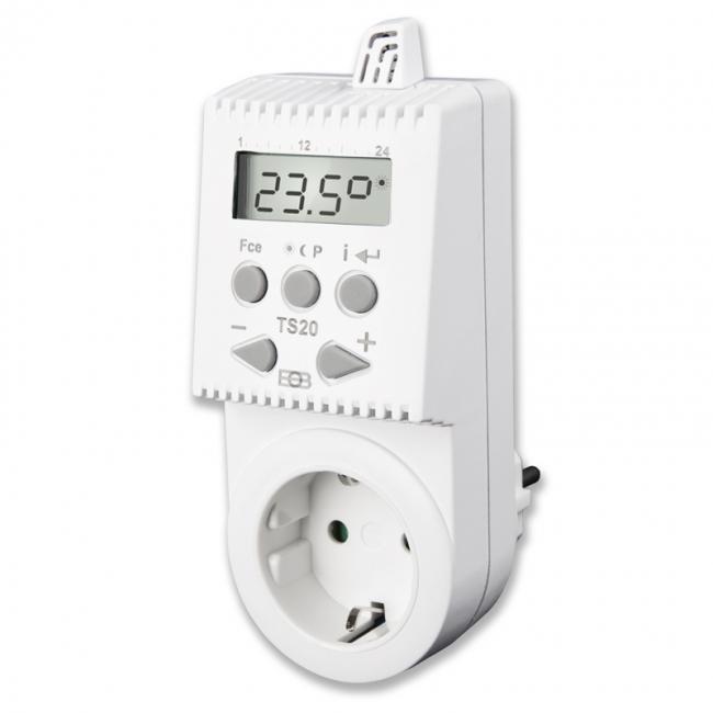 Thermostat CZ TS20 UTQ für Steckdose