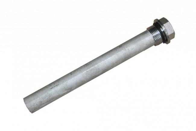 Magnesiumanode AMO 22 x 208 mit Schraubkopf 3/4 für OSV Slim 20-40 Liter