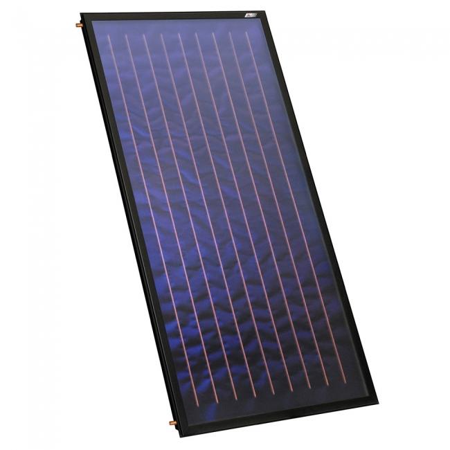 Solar Flachkollektor Alu KSH.A-2,3