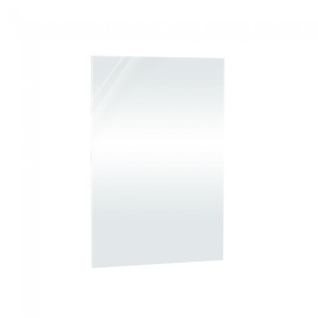 Infrarotheizung Glaspaneel Weiß 800 Watt 60x120 cm