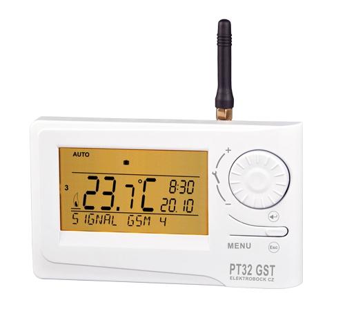 Raumthermostat Funk mit GSM Modul - BPT32GST