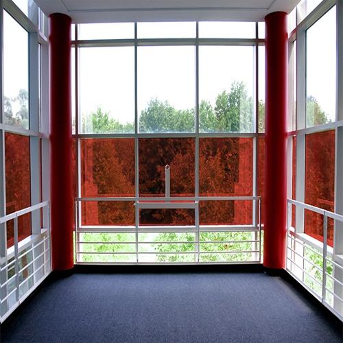 Colorfolie Rot (Rollenbreite 152cm)