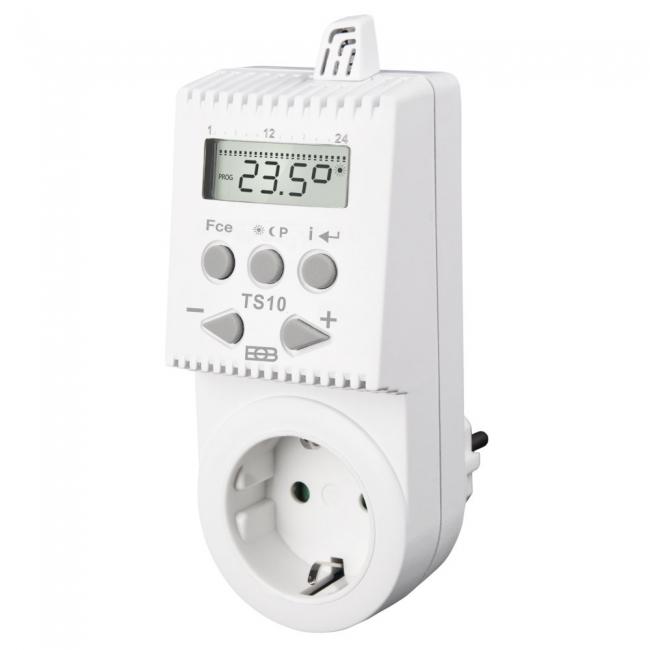 Thermostat CZ TS10 UTQ für Steckdose