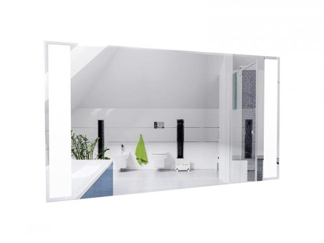 LED-Line Infrarot Spiegelheizung - 400 Watt 90x60 cm