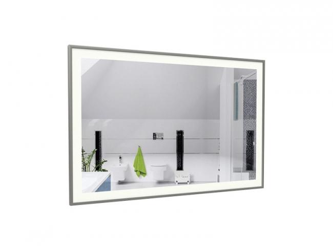 LED-Line Infrarot Spiegelheizung - 700 Watt 120x60 cm