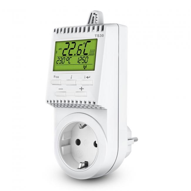 Thermostat CZ TS30 UTQ für Steckdose