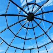 Sonnenschutzfolie für Dachfenster aussen (Rollenbreite 91cm)