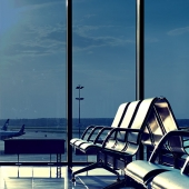 Sonnenschutzfolie Blau Dunkel  Innenmontage (Rollenbreite 152 cm)