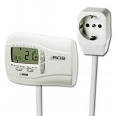 Thermostat Eberle Instat+ 3R UTQ mit Kabel und Stecker