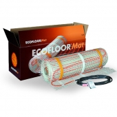 Heizmatte Ecofloor 160 W / m² - 4,2m x 0,5m