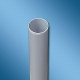 PVC Rohr NW 76 Länge 1000 mm grau