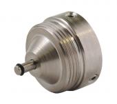 Ventiladapter Giacomini - Reduktion für Ventile Typ R4xx(TG) und R401Pxx