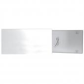 Infrarotheizung ECOSUN GS Weiß 300 Watt 58,5x58,5 cm