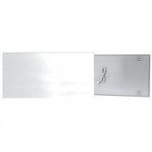 Infrarotheizung ECOSUN GS Weiß 600 Watt 118,5x58,5 cm