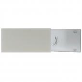 Infrarotheizung ECOSUN GS Platinum 300 Watt 58,5x58,5 cm