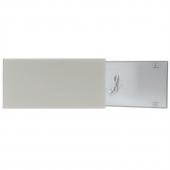 Infrarotheizung ECOSUN GS Platinum 600 Watt 118,5x58,5 cm