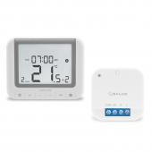 Thermostat Funk-Set UTQ Salus Festanschluss Unterputz